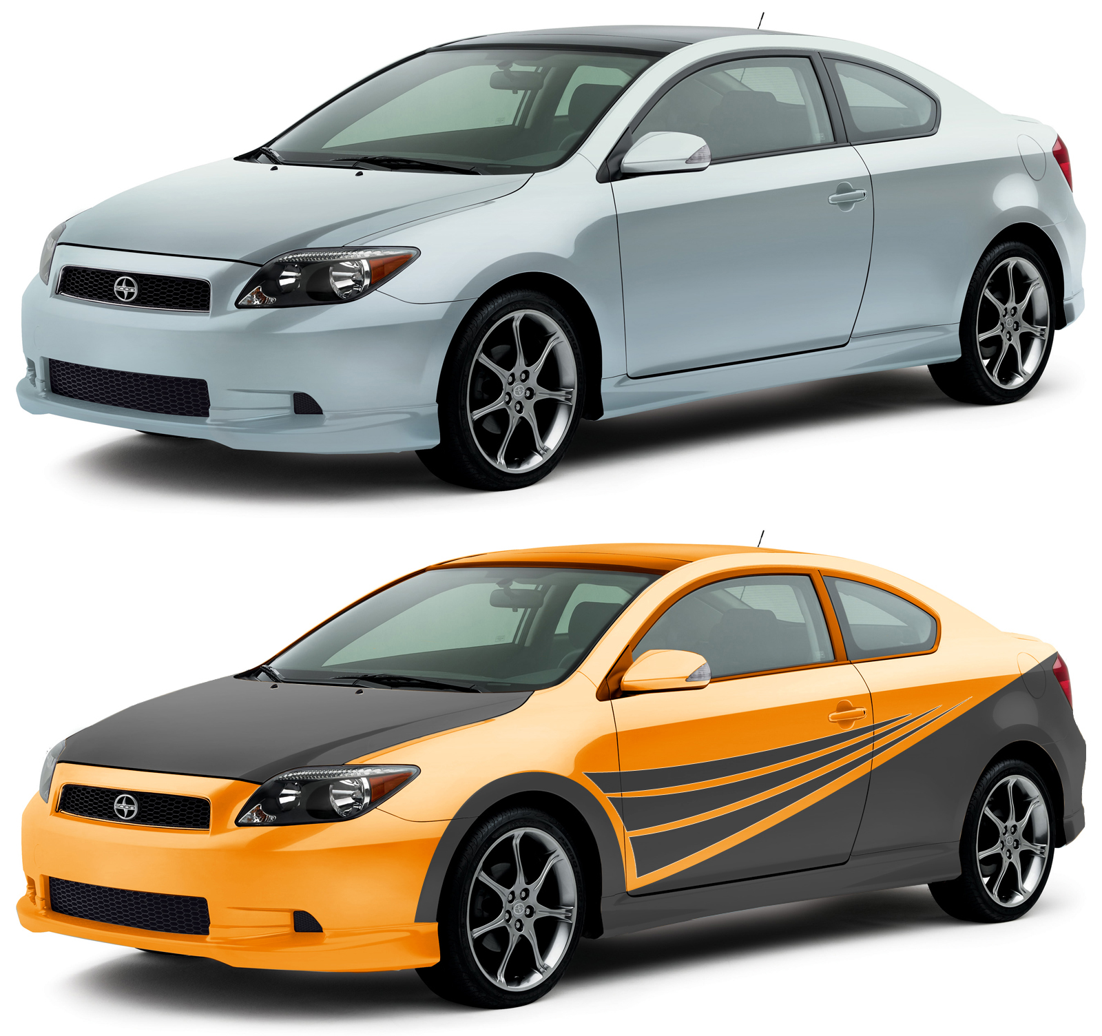 Photoshop Cars