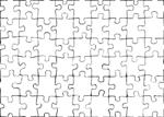 7 Puzzle PSD Texture Images
