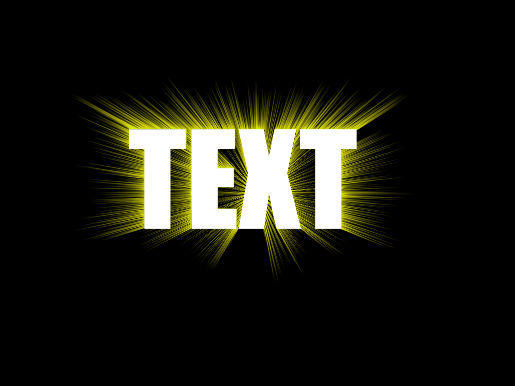 12 Adobe Photoshop Text Effects Tutorials Images