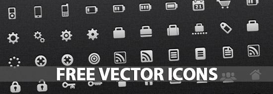 Print Icon Vector Free