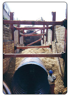 Slide Rail Shoring Systems