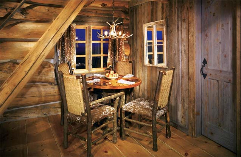 Small Rustic Cabin Decor