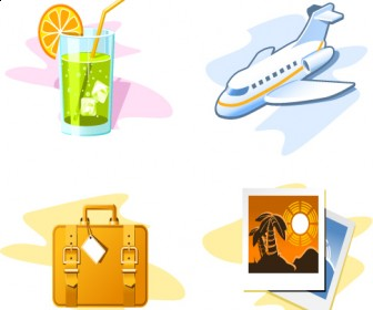 Summer Vacation Clip Art Free