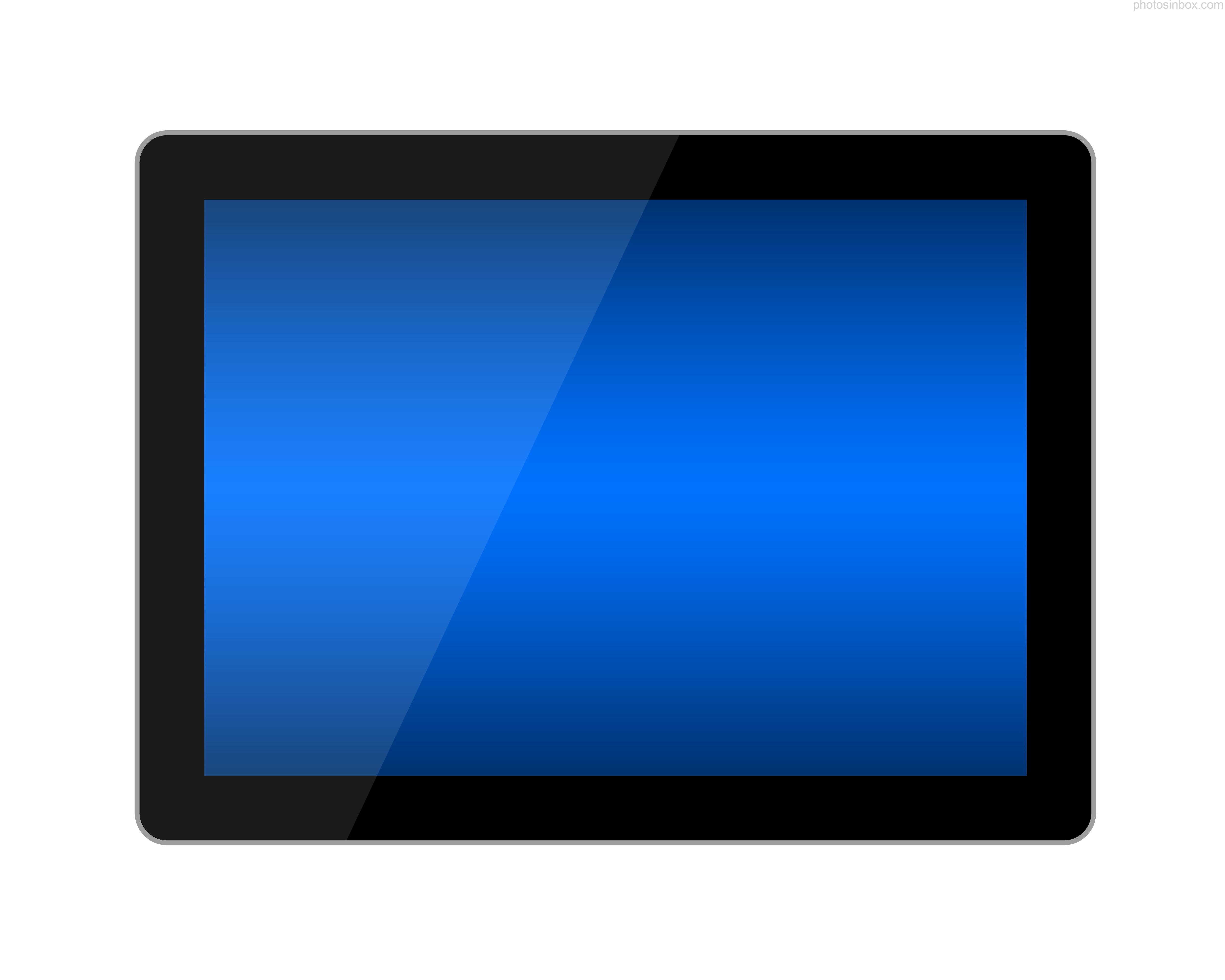 Tablet Computer Screen