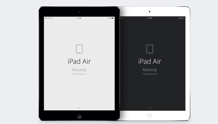 Template iPad Air