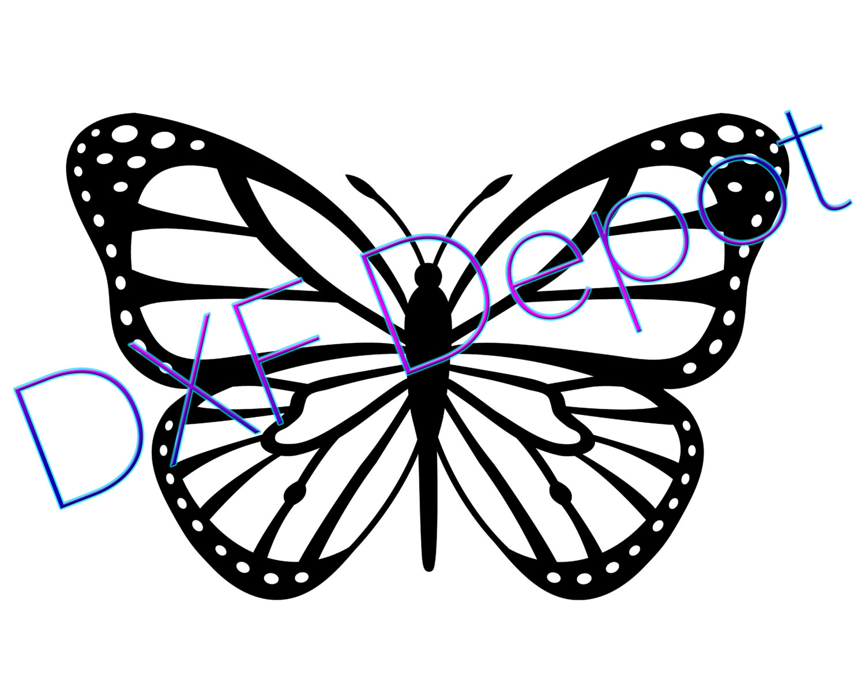 Vector Dxf Cnc Clip Art
