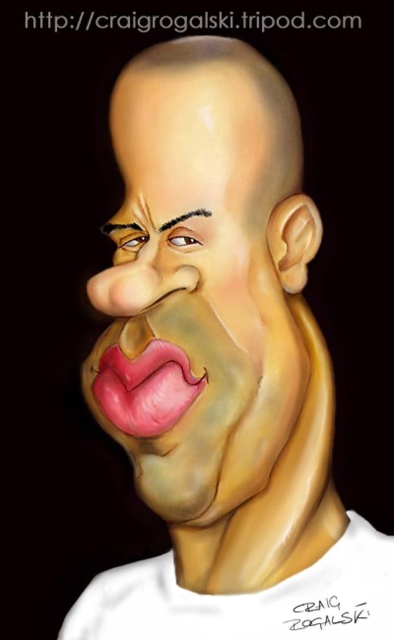 5 Vin Diesel PSD Images