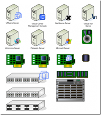 Virtual server Icons - Icon Archive