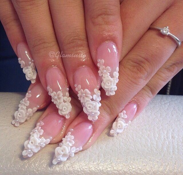 3d Acrylic Nail Art Designs Gallery Easy Nail Designs For