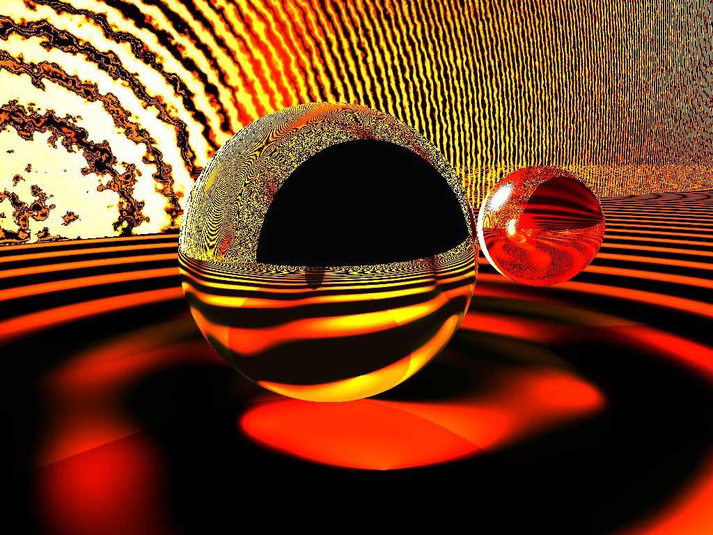 10 Graphic Design Digital 3D Art Images