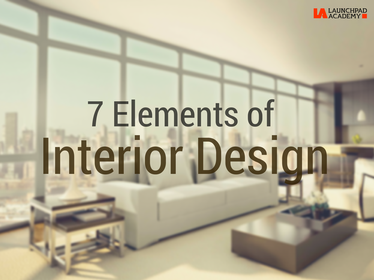 Interior Design Elements And Principles Of Design Tutorial