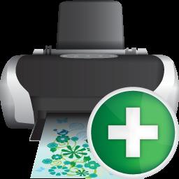 Add Printer Icon