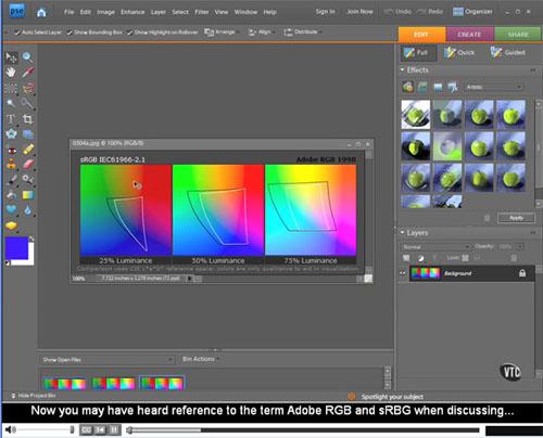 11 Adobe Photoshop Elements Tutorials Images
