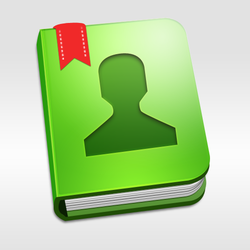 Android Phone Contacts Icon