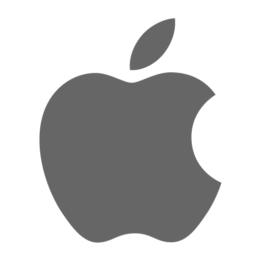 Apple Download Icon PNG
