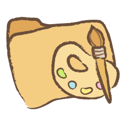 Art Folder Icons