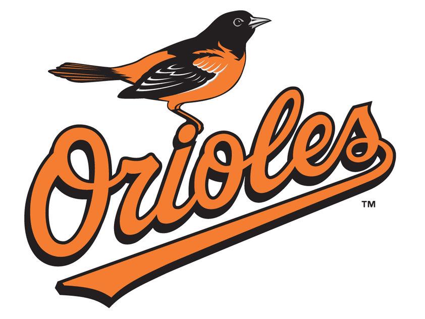 Baltimore Orioles Baseball Logo