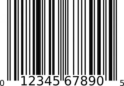 Bar Code Clip Art