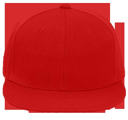 Blank Baseball Hat Template