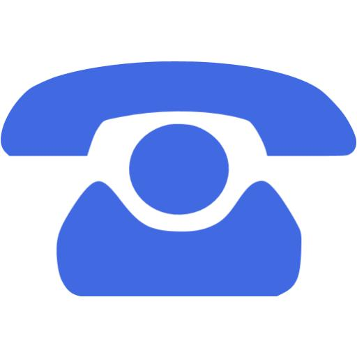 15 Free Phone Icon Blue Images