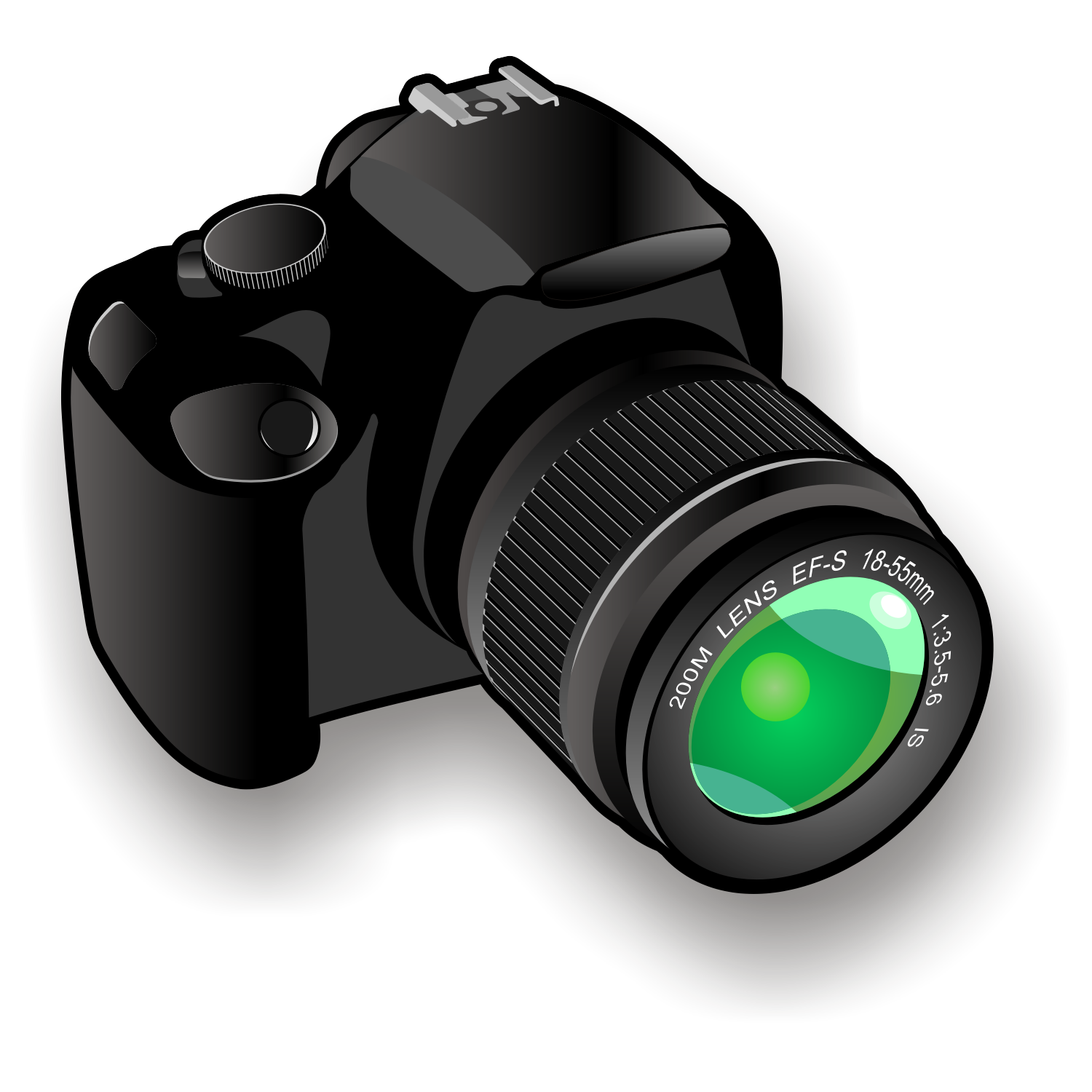 9 Camera Icon Vector Free Images