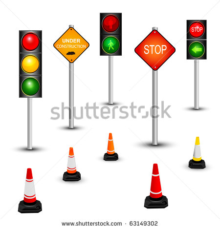 Clip Art Traffic Signs
