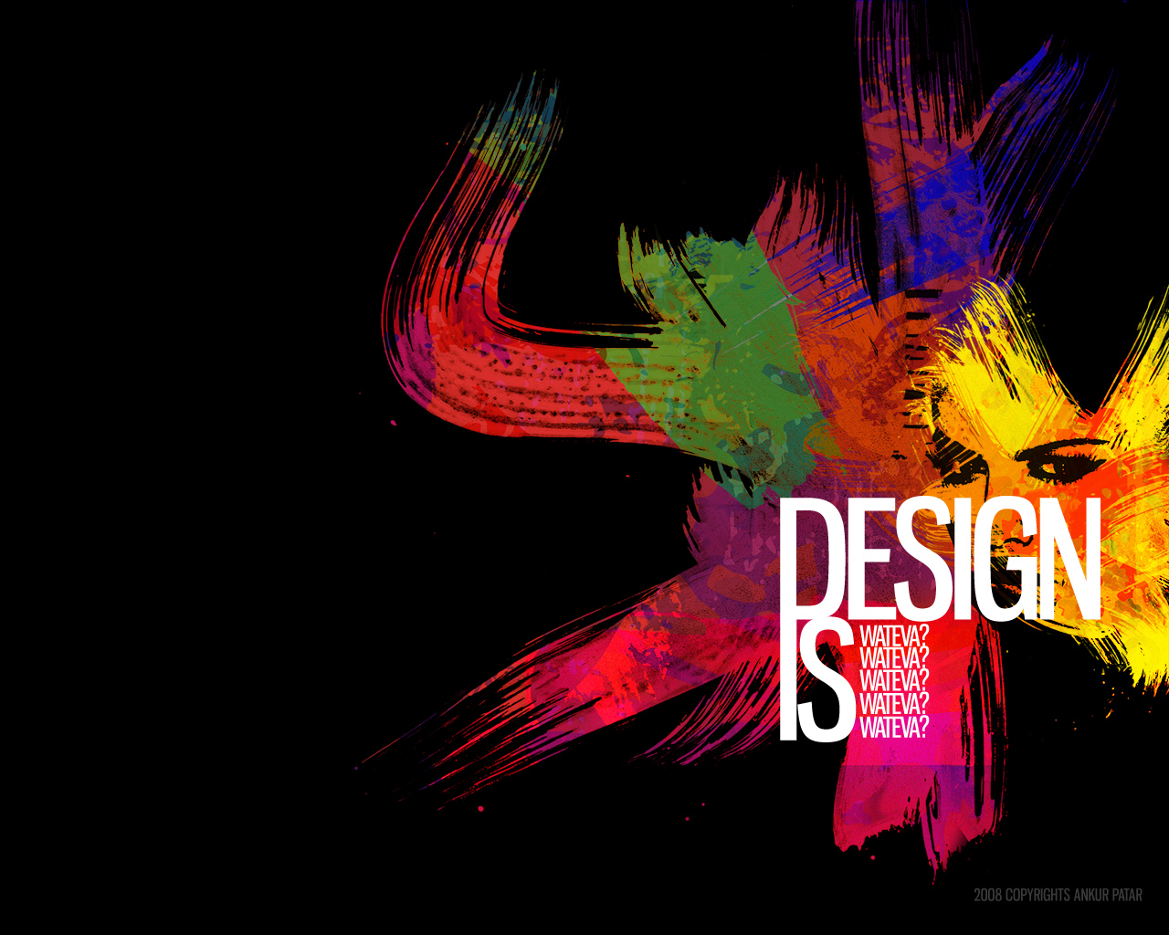 11 Graphic Design Wallpaper Images
