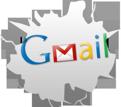 16 Gmail Logo PSD Images