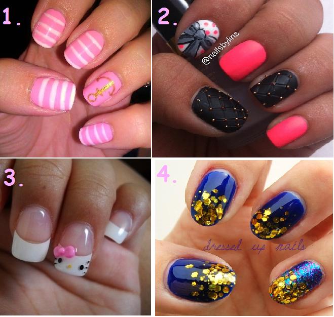 Cute Nails Designs Pinterest Papillon Day Spa
