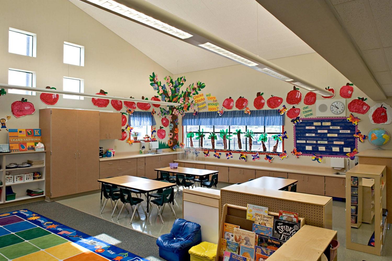 11 College Classroom Design Images