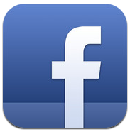 16 Facebook Logo Application Icon Images