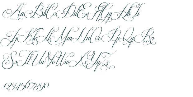 Fonts Fancy Cursive Stencils