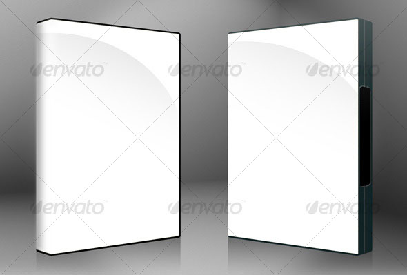 12 Printable DVD Template PSD Images