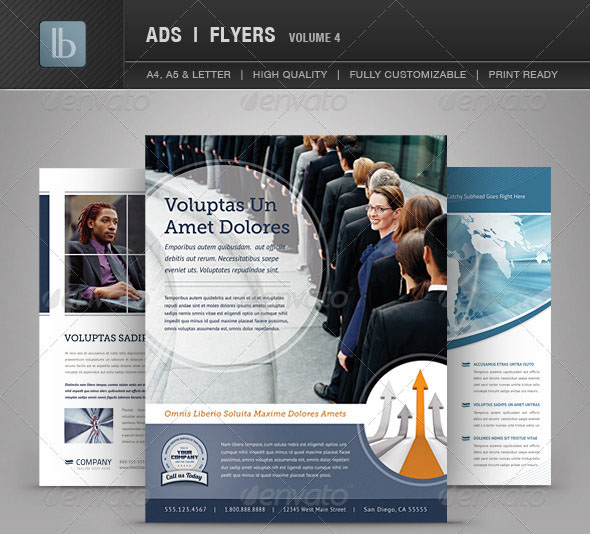 Free Business Flyer Templates