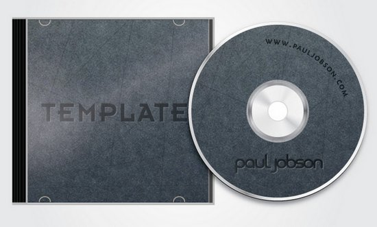 Free CD Cover Design Templates