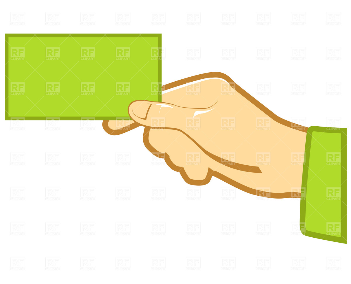 Free Clip Art Business Cards