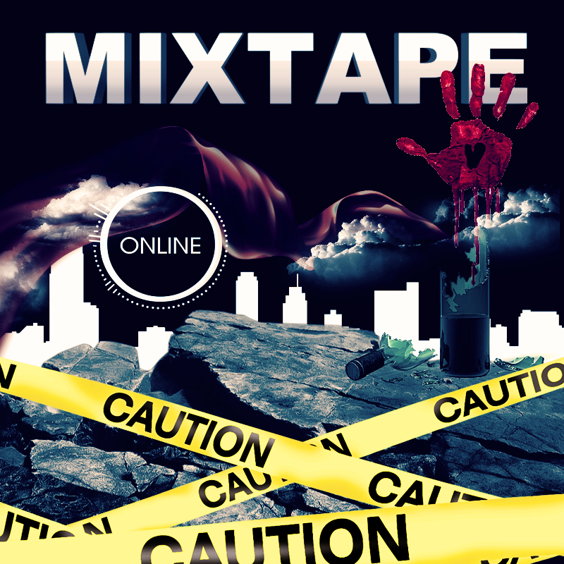 free mixtape covers psds