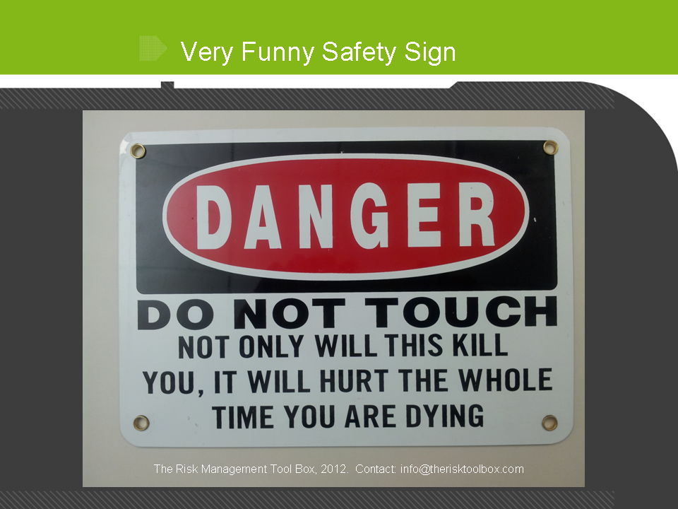 13 Funny Safety Icons Images