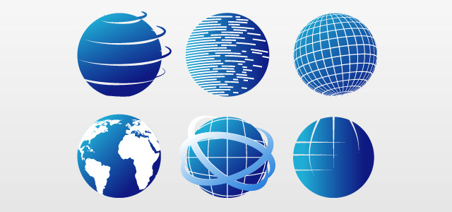 12 World Icon Vector Free Images