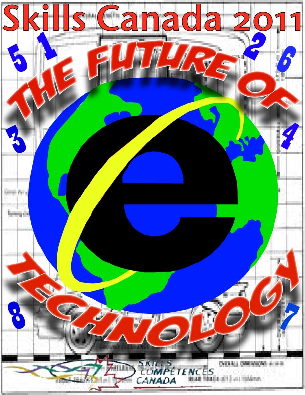 Graphic Design Future Technology