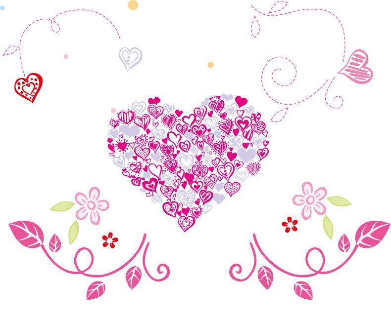Heart Illustration Vector Graphics