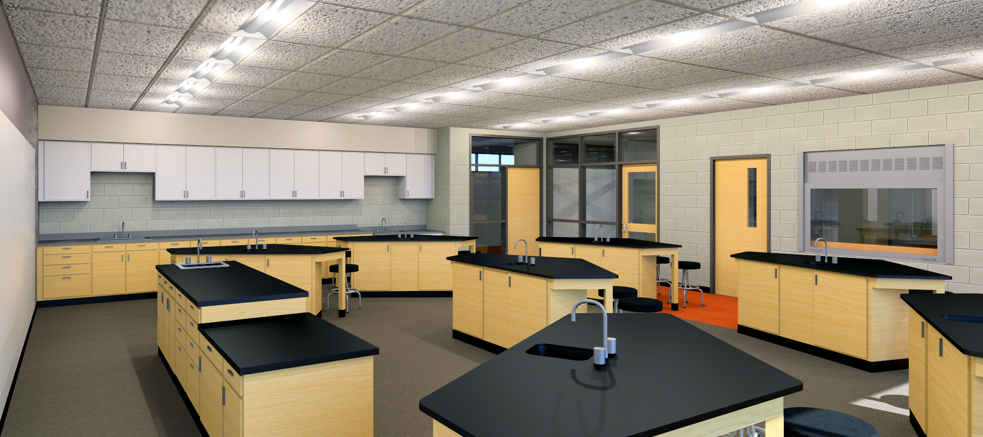 High School Classroom Interior Design ~ College classroom design images elementary school