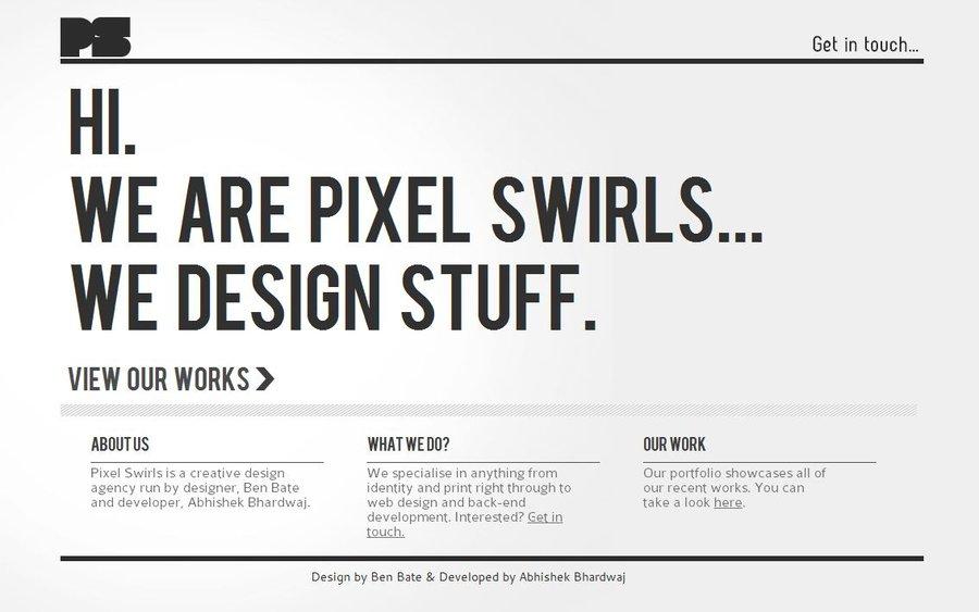 13 Web Design Pixel Images