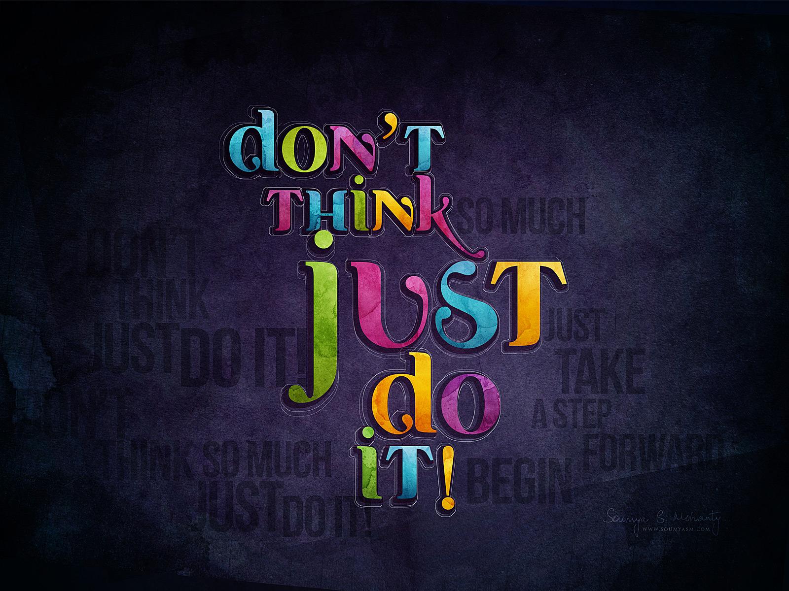 Just Do It Desktops