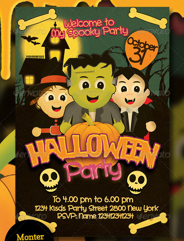 party flyers templates