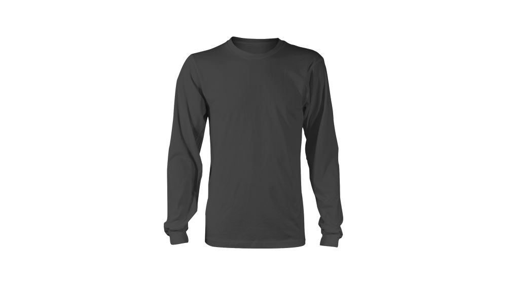 Long Sleeve T-Shirt Mockup Psd Free