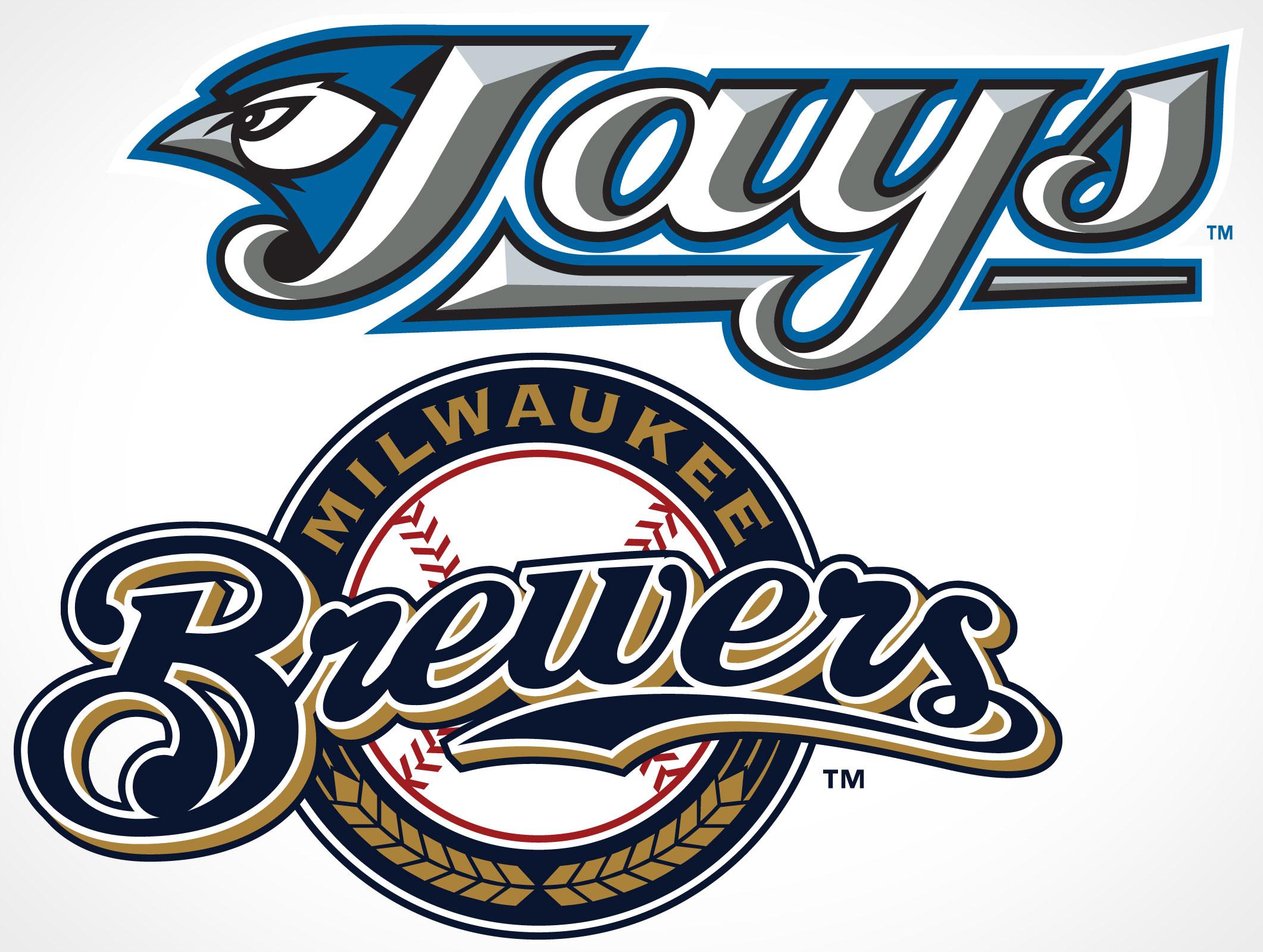MLB Baseball Teams Logo Vector