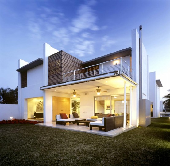 Ultra Modern Home Designs Via. Modern Architecture