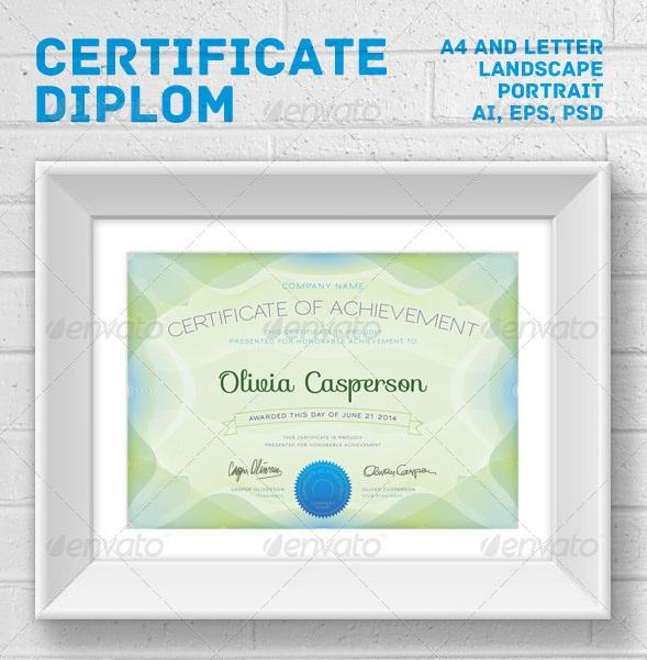 clip art gift certificate template