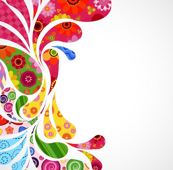 13 Modern Vector Graphics PNG Images - Modern Flower Vector Clip Art ...